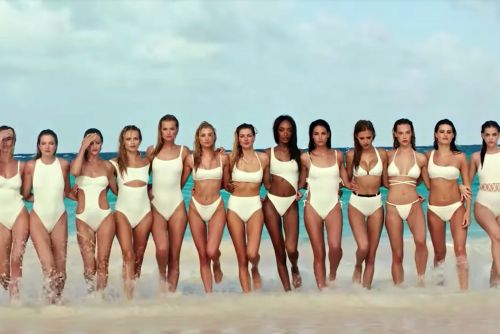 Why people are angry about this swimsuit photo shoot