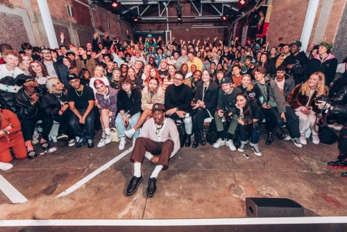 Tyler, the Creator and Octavian headlined Converse's LFW event