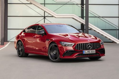 Mercedes Puts Together an Entry-Level AMG GT 4-Door Coupe