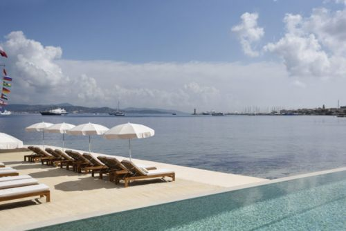 An Inside Look at the New Cheval Blanc Saint-Tropez