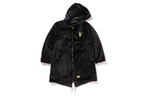 """BAPE Launches New High-End Collection """"A BATHING APE® BLACK"""""""