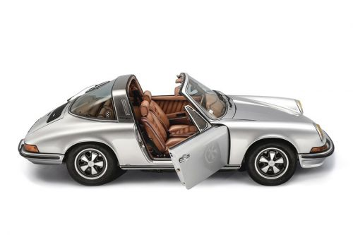 Fully Custom Berluti-Designed 1973 Porsche 911 Targa to Be Auctioned at Sotheby's