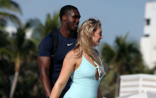 Model Iskra Lawrence and Boyfriend Philip Payne Are Instagram Official: 'This Is Our Love Story'