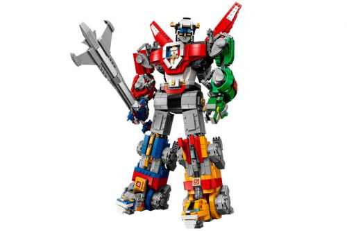 'Voltron: Legendary Defender' Is the Biggest Mech-Based LEGO Set Ever