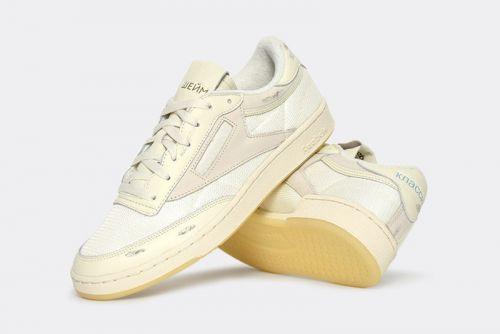 Walk of Shame Puts Its Spin on the Reebok Club C 85