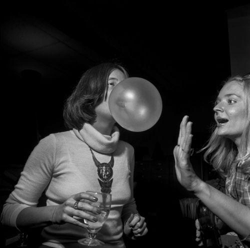 Larry Fink's Ode to the Joys of Partying