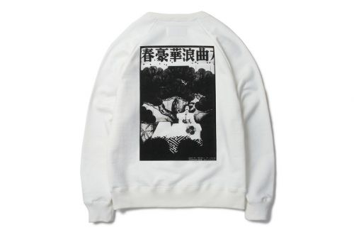 Daidō Moriyama and WACKO MARIA Rejoin for Evocative Black-And-White Capsule
