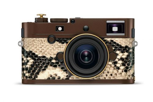 "Leica and Lenny Kravitz Team Up Again For a Limited Edition M Monochrom ""Drifter"""