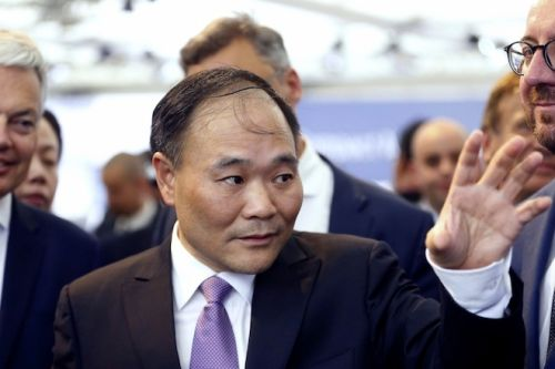 Billionaire Li Shufu creates China's first Global Carmaker with Geely Volvo merger of Engine Production units