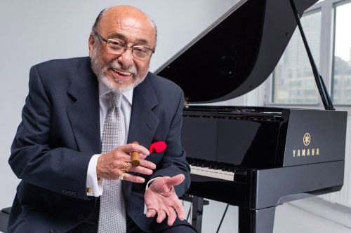 Why a legendary pianist says Bach was the first jazz great