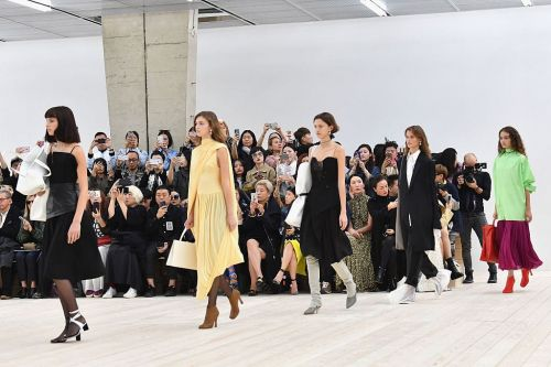 Watch the Celine Runway Show Live