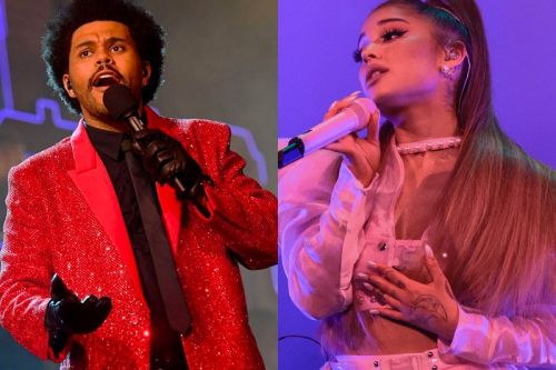 """The Weeknd Teases """"Save Your Tears"""" Remix With Ariana Grande"""