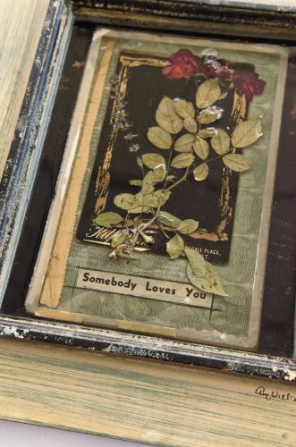 Memory Keeper: Inspiration by Guest Artist Amy Willcut