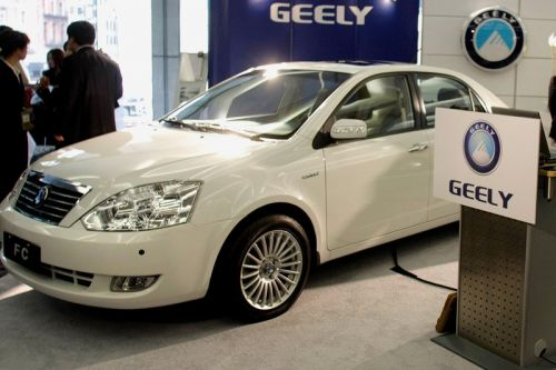 Foxconn Joins Forces With Chinese Automaker Geely to Scale up Car Production