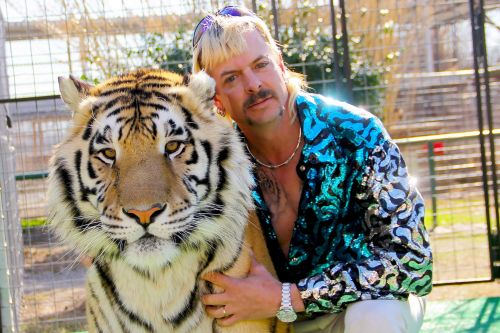 Joe Exotic claims he has prostate cancer; asks to get out of prison