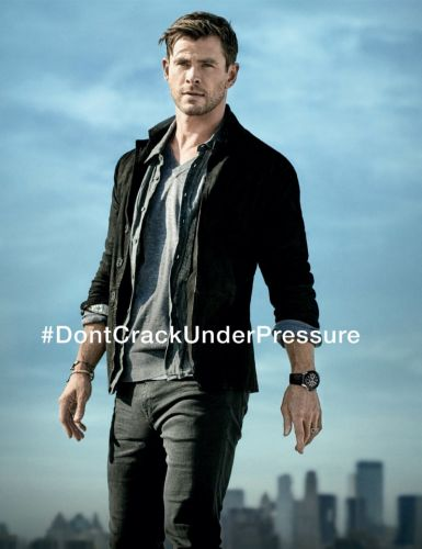 Take 5 Ads: Chris Hemsworth for TAG Heuer, Simon Baker & Longines + More