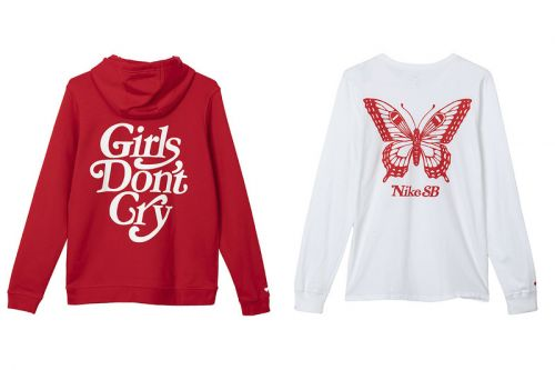 Take a Full Look at the Girls Don't Cry x Nike SB Collection