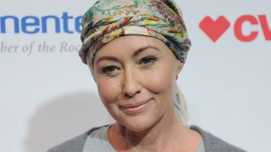 "Shannen Doherty Is Staying Positive Following ""Elevated"" Tumor Test Results"