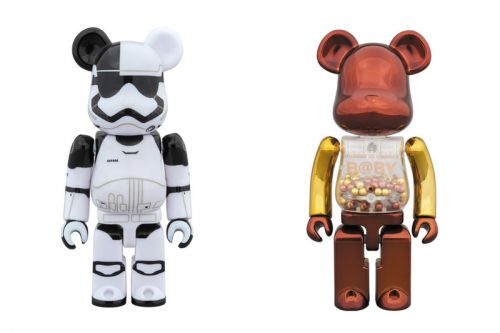 Medicom Toy Exhibition 2018 to Offer Exclusive BE RBRICKS & Merch
