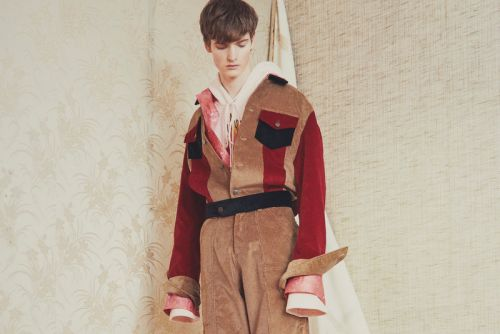 "Martin Asbjørn Channels the ""Teenage Dirtbag"" for FW18"