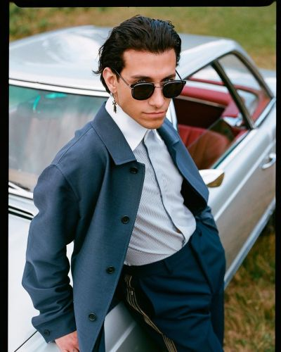 This is the Place: Rob Raco Fronts Fendi Fall '19 Eyewear Campaign