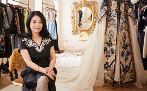 Sotheby's joins forces with Guo Pei