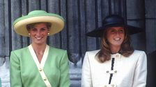 Sarah Ferguson Clears Up Princess Diana Rivalry Rumors In New Interview