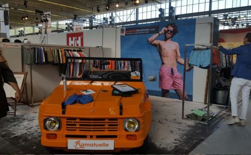 In pictures: trends at Amsterdam-based trade show