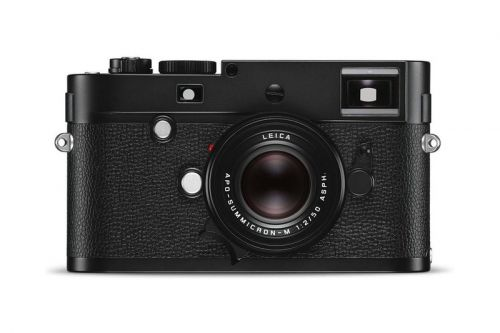 Leica Celebrates 150 Years of Ersnt Leitz With a New Limited Edition M Monochrom