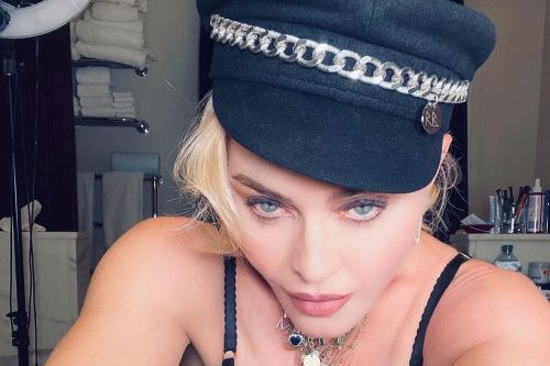 Madonna, 62, has moment of 'self-reflection' with racy lingerie photos
