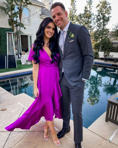'BIP' Couple Raven Gates and Adam Gottschalk Get Married 2 Years After Engagement