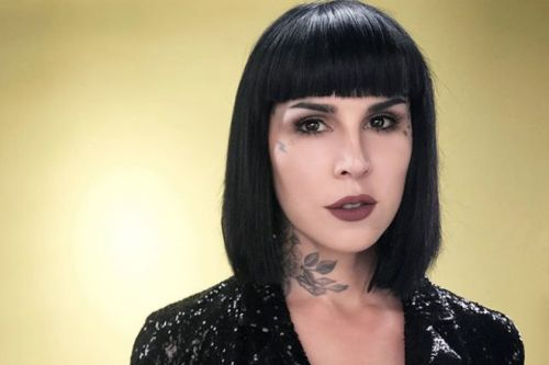Kat Von D's New Eyebrow Product Makes Us Want Rainbow Brows