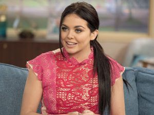 Scarlett Moffatt Had The Most Hilarious 'Malfunction' On TV This Weekend