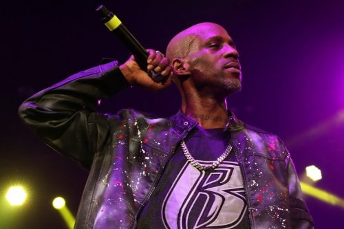 DMX Delivers Prayer at Kanye West's Latest Sunday Service