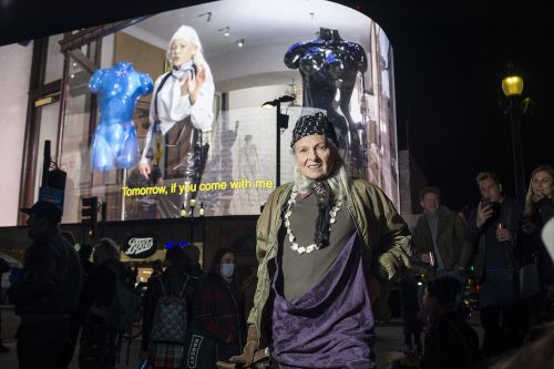 This is How Vivienne Westwood Celebrated her 80th Birthday