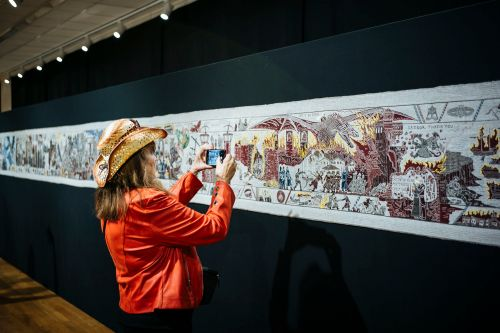 A stitch in time: Tapestry immortalizes 'Game of Thrones'