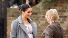 Meghan Markle Steps Out For Solo Outing After Father's Insulting Interview