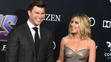 It's A Match: Scarlett Johansson And Colin Jost Are Engaged