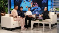 Will Smith Explains How His 'Fresh Prince' Persona Found Its Way Into 'Aladdin'