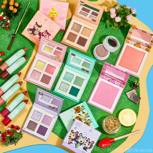 ColourPop's Animal Crossing Collection Is As Cute-Maybe Cuter-Than the Game