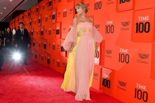 Taylor Swift helped design her Time 100 Gala dress