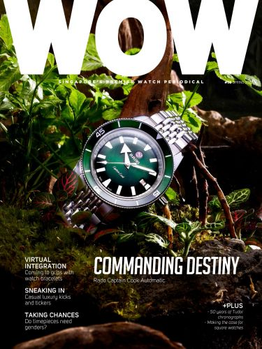 On Newsstands: WOW Spring 2020