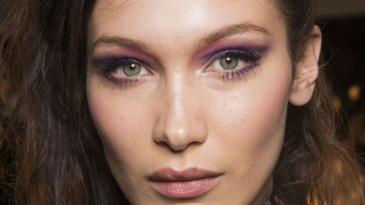 Violet Makeup Is Absolutely Everywhere Right Now