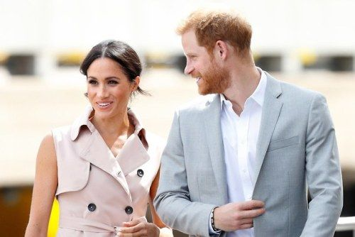 Meghan Markle and Prince Harry Are Expecting a BabyIt's