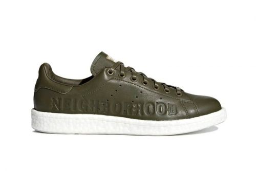 NEIGHBORHOOD Reworks adidas Stan Smith BOOST & I-5923 Silhouettes