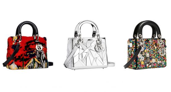 "Meet The Ten Artists Re-Imagining Dior's ""Lady Dior"" Bag"
