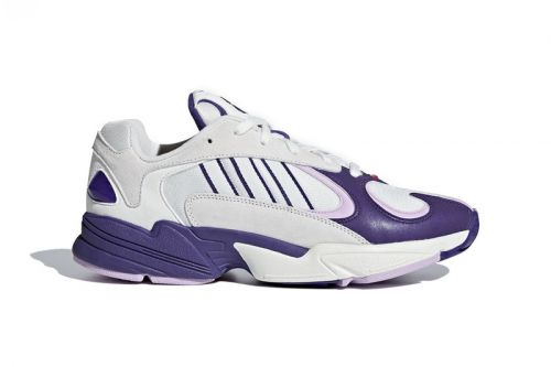 "Advent Calendar Day 12: 'Dragon Ball Z' x adidas Originals Yung-1 ""Frieza"""