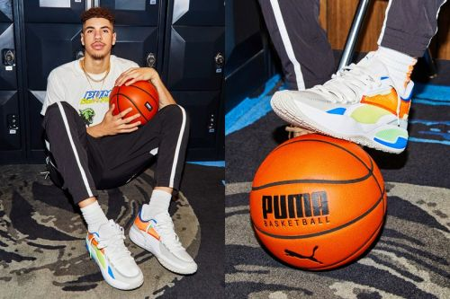 PUMA Brings Its Rider Franchise to the Basketball Court With New Court Rider Silhouette