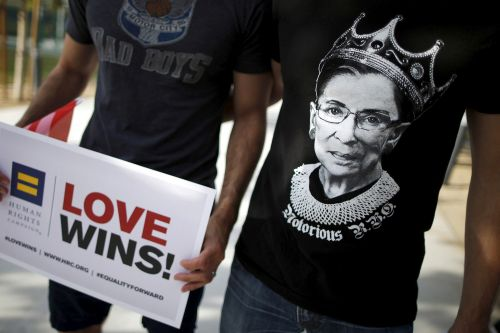 How the late Ruth Bader Ginsburg became a pop culture icon