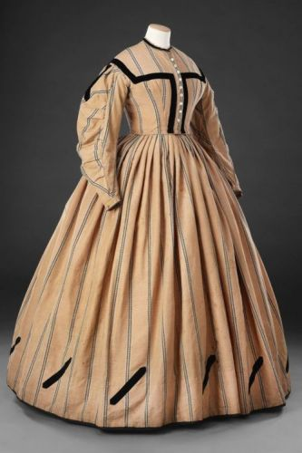 Day DressEarly 1860s John Bright Collection